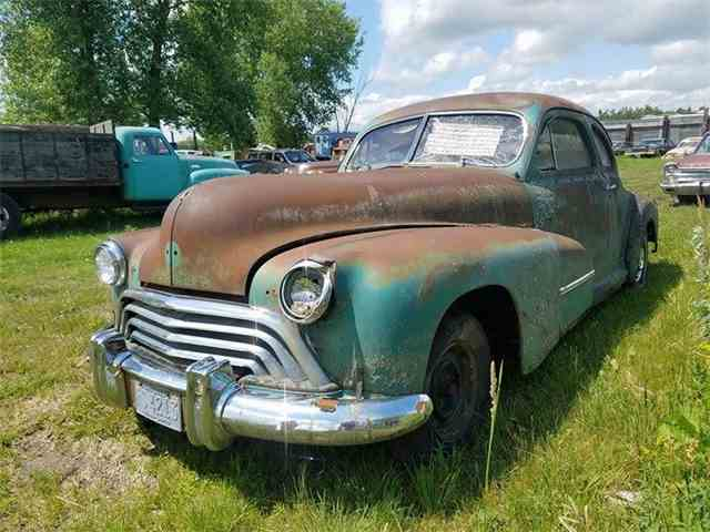Picture of Classic '48 Oldsmobile Sedan located in Minnesota - LSFX