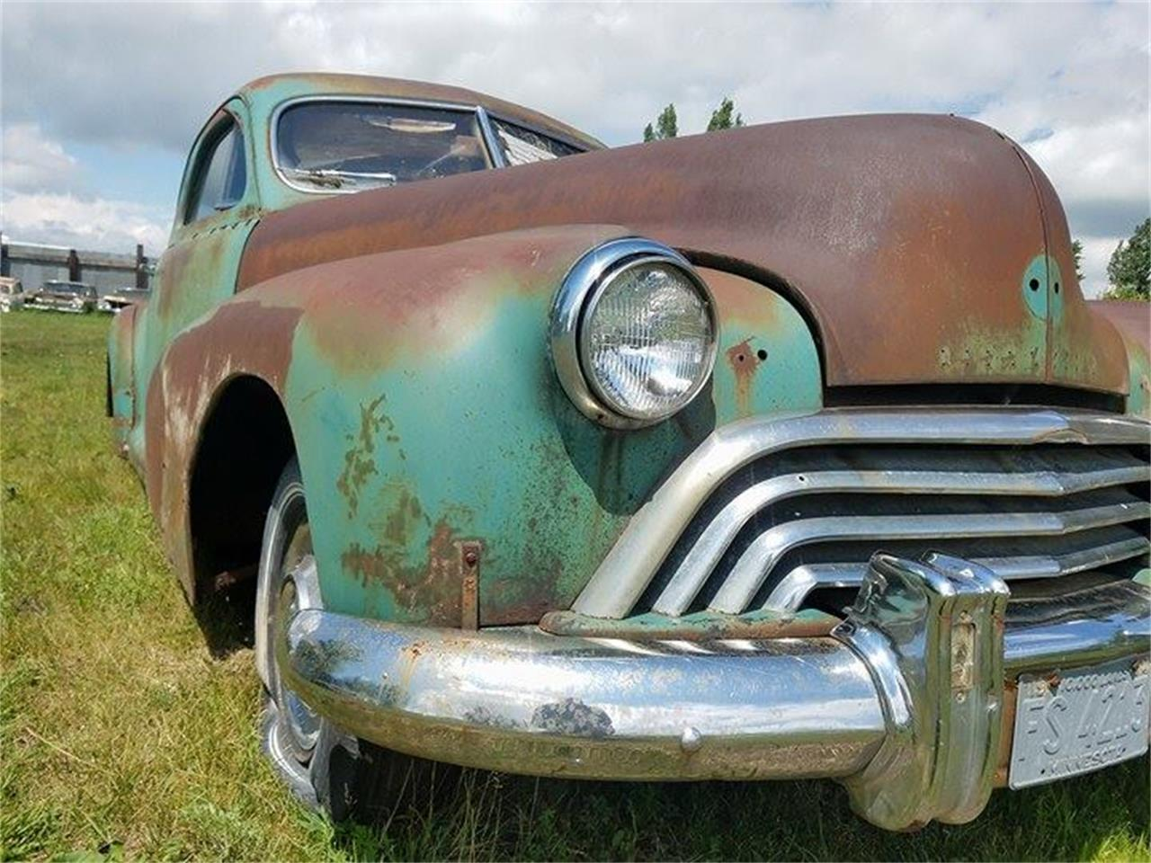 Large Picture of '48 Sedan - LSFX