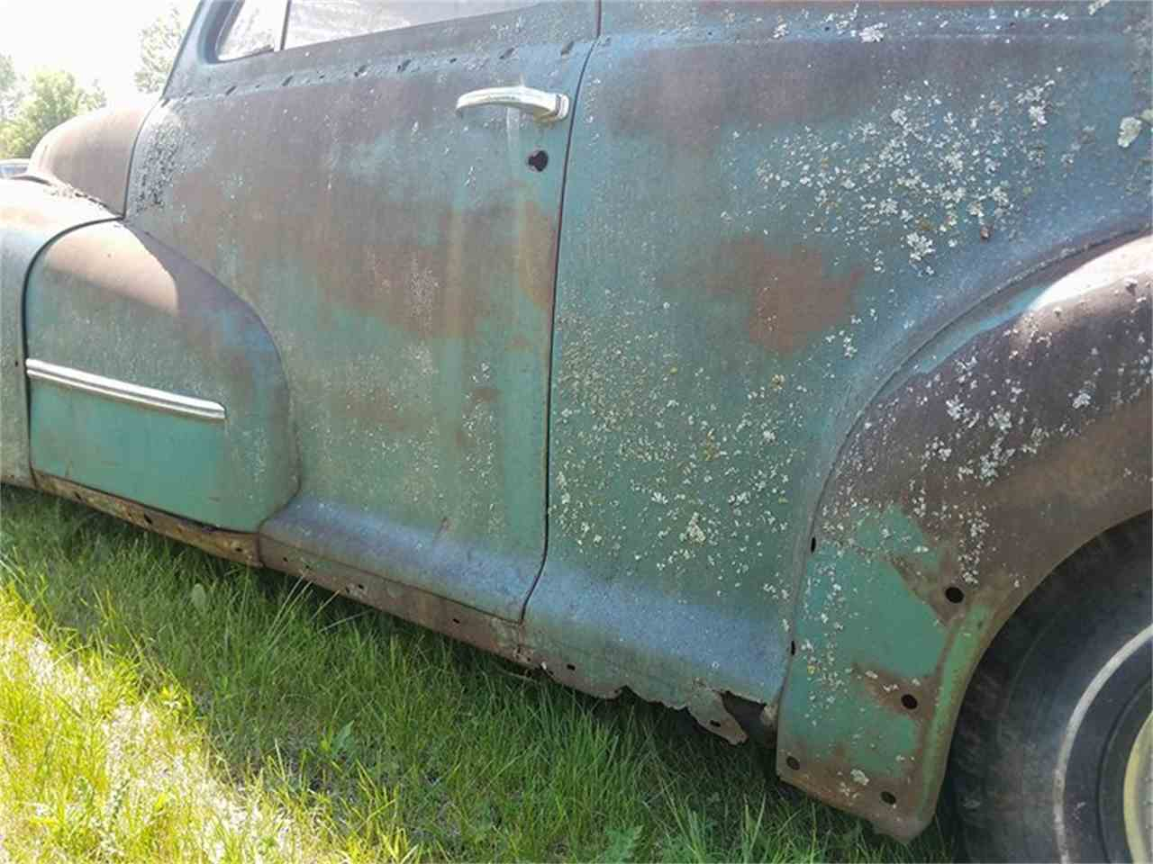 Large Picture of '48 Sedan - LSFX