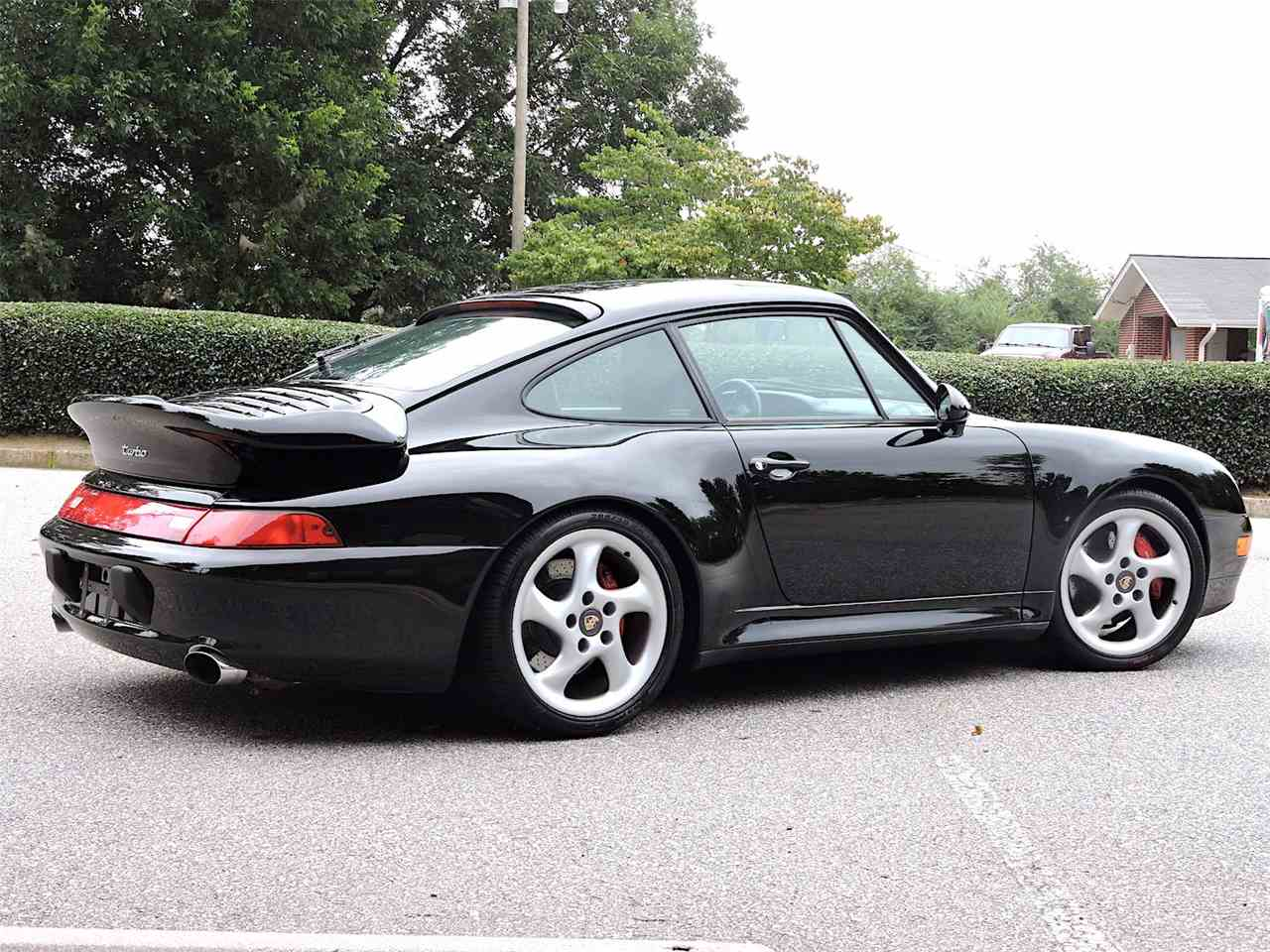 Large Picture of '96 911 Turbo - LSFZ