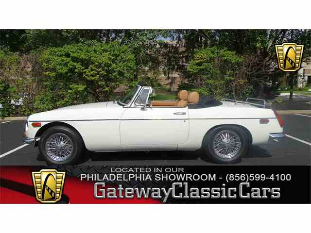 Picture of Classic '73 MGB located in New Jersey Offered by Gateway Classic Cars - Philadelphia - LNU0
