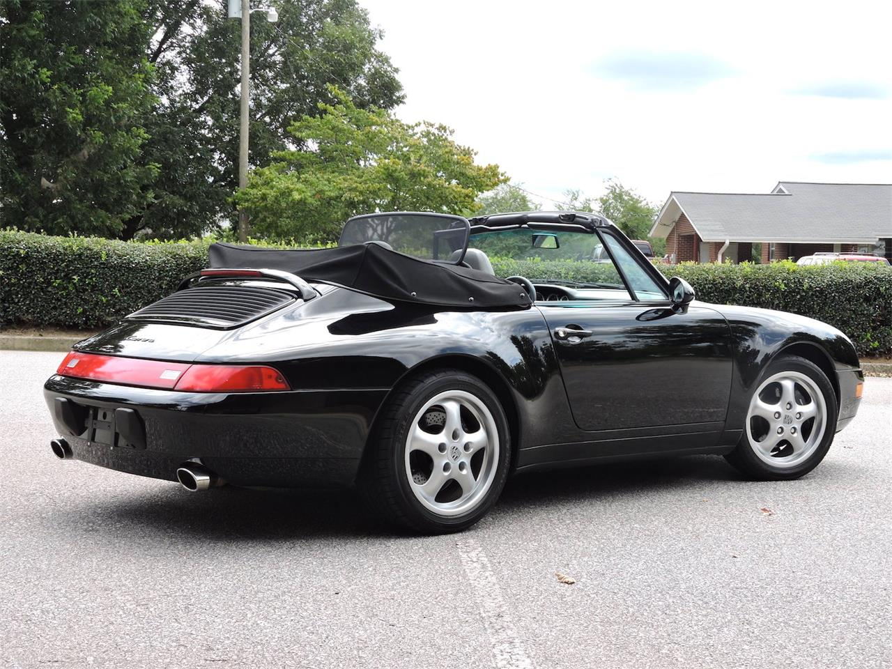 Large Picture of '95 911 Carrera - LSG0