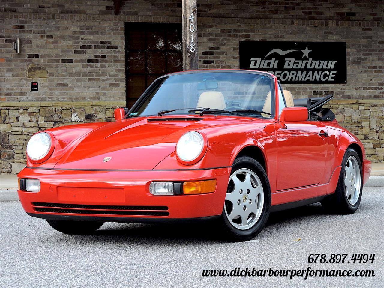 1990 porsche 911 carrera for sale | classiccars | cc-1016641