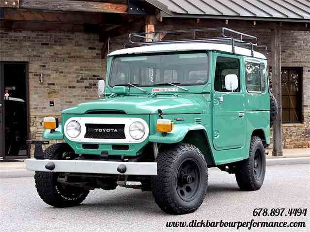 Picture of '76 Land Cruiser BJ - LSG2