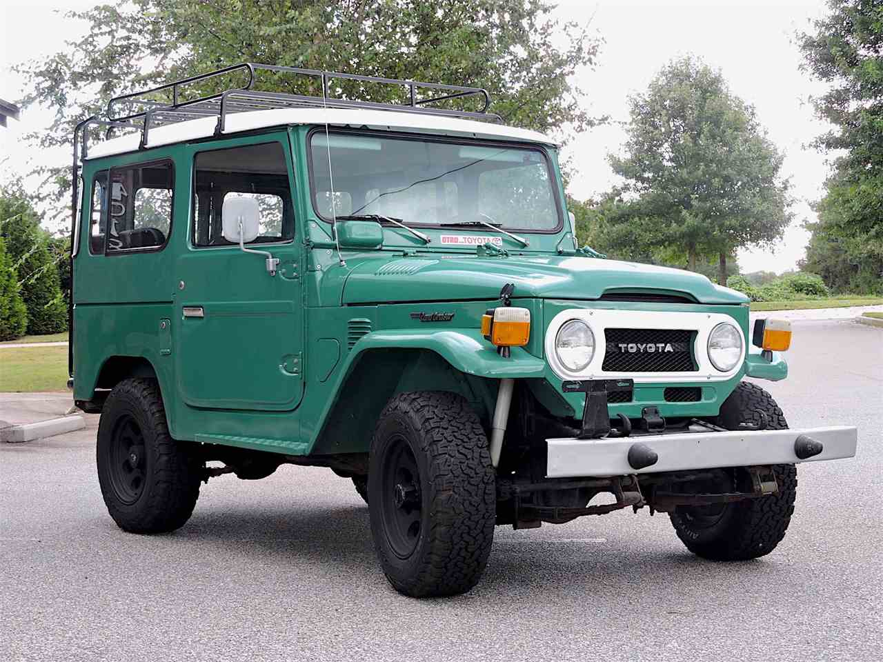 Large Picture of '76 Land Cruiser BJ - LSG2