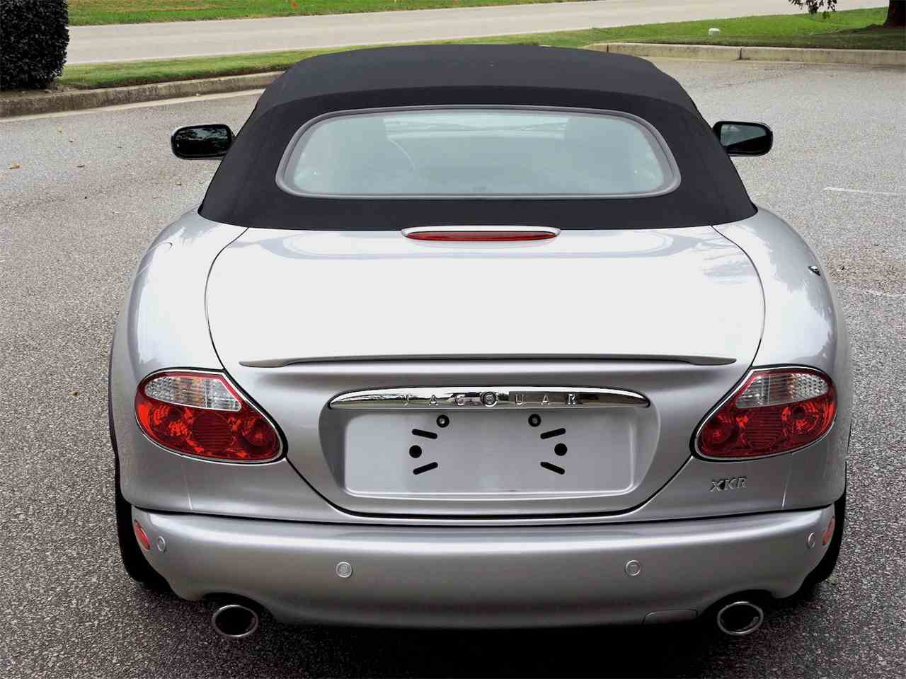 Large Picture of '01 XKR - LSG4