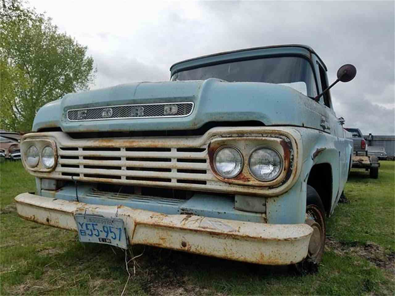 Large Picture of '59 F100 - LSG6