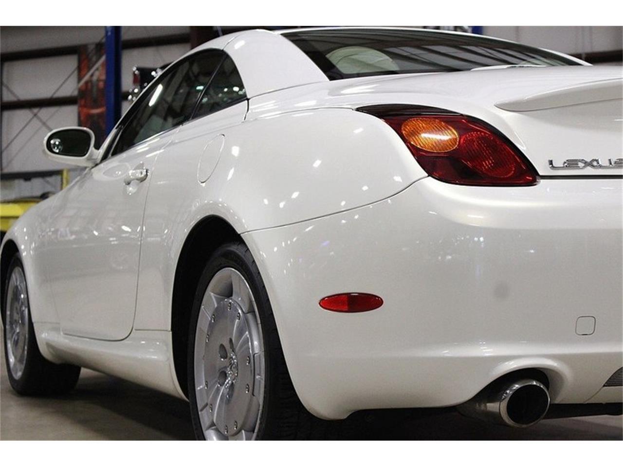 For Sale: 2003 Lexus SC430 in Kentwood, Michigan