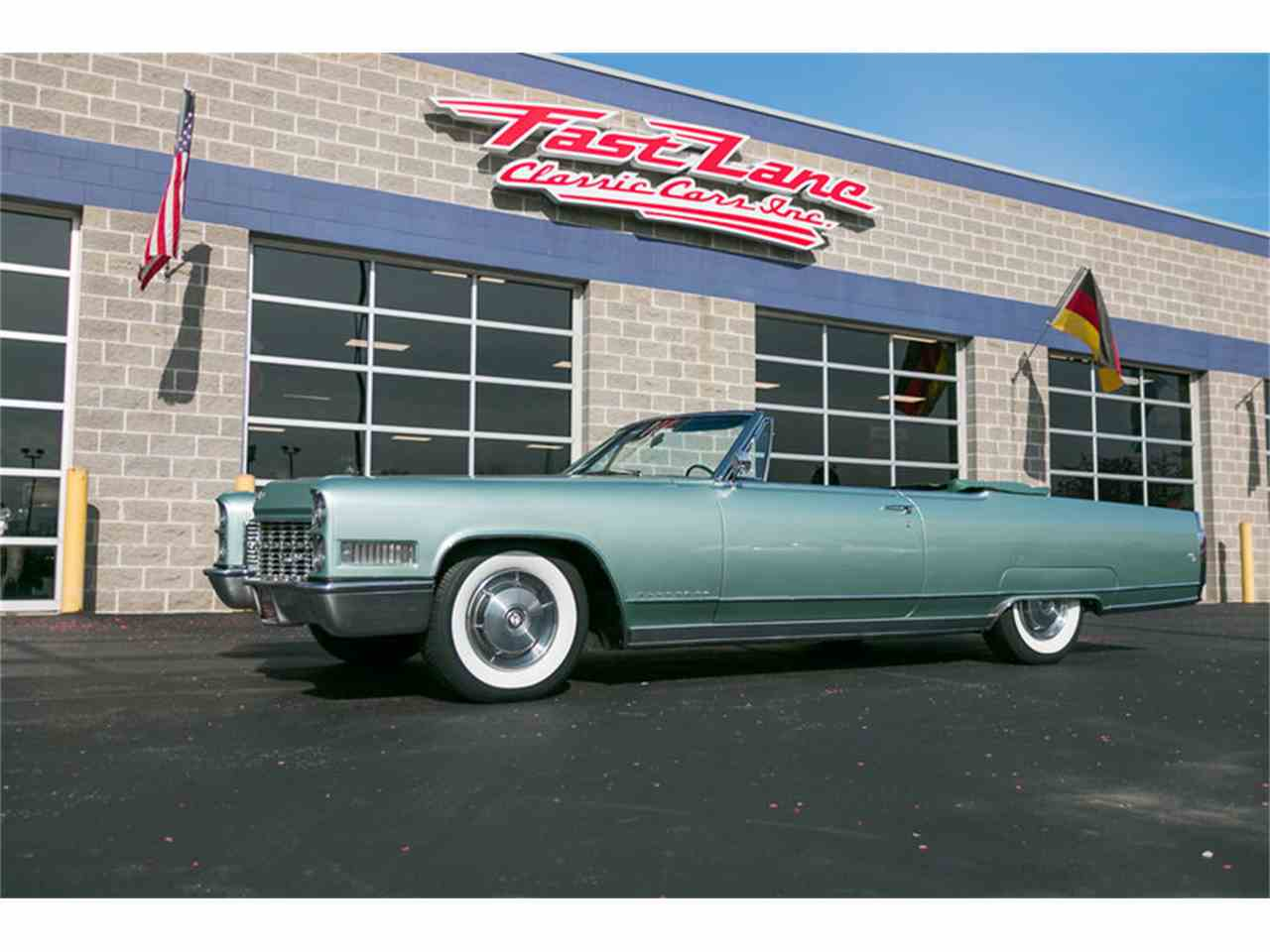 Large Picture of Classic '66 Eldorado located in Missouri - $49,995.00 - LSH1