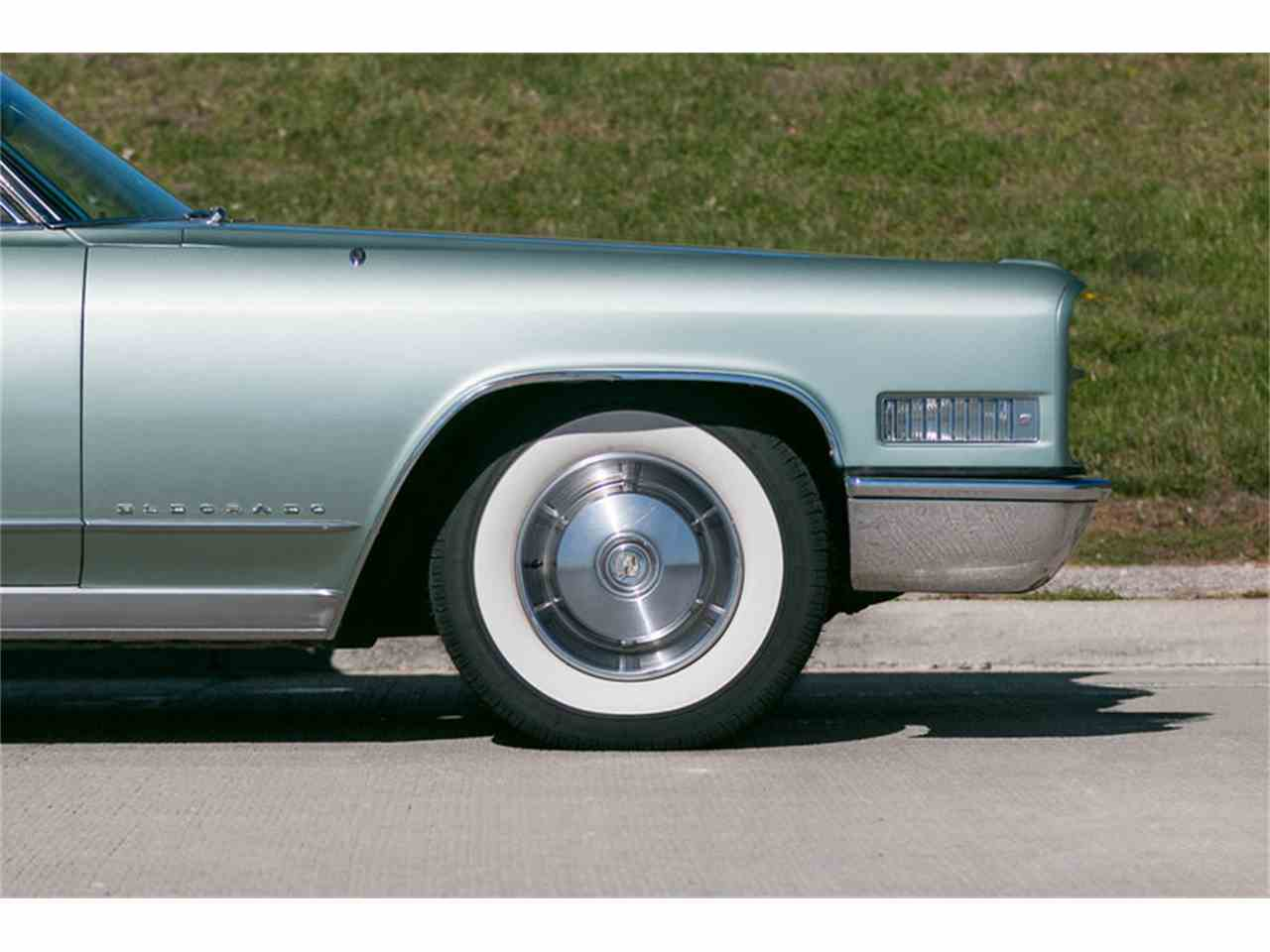 Large Picture of Classic '66 Eldorado located in St. Charles Missouri Offered by Fast Lane Classic Cars Inc. - LSH1