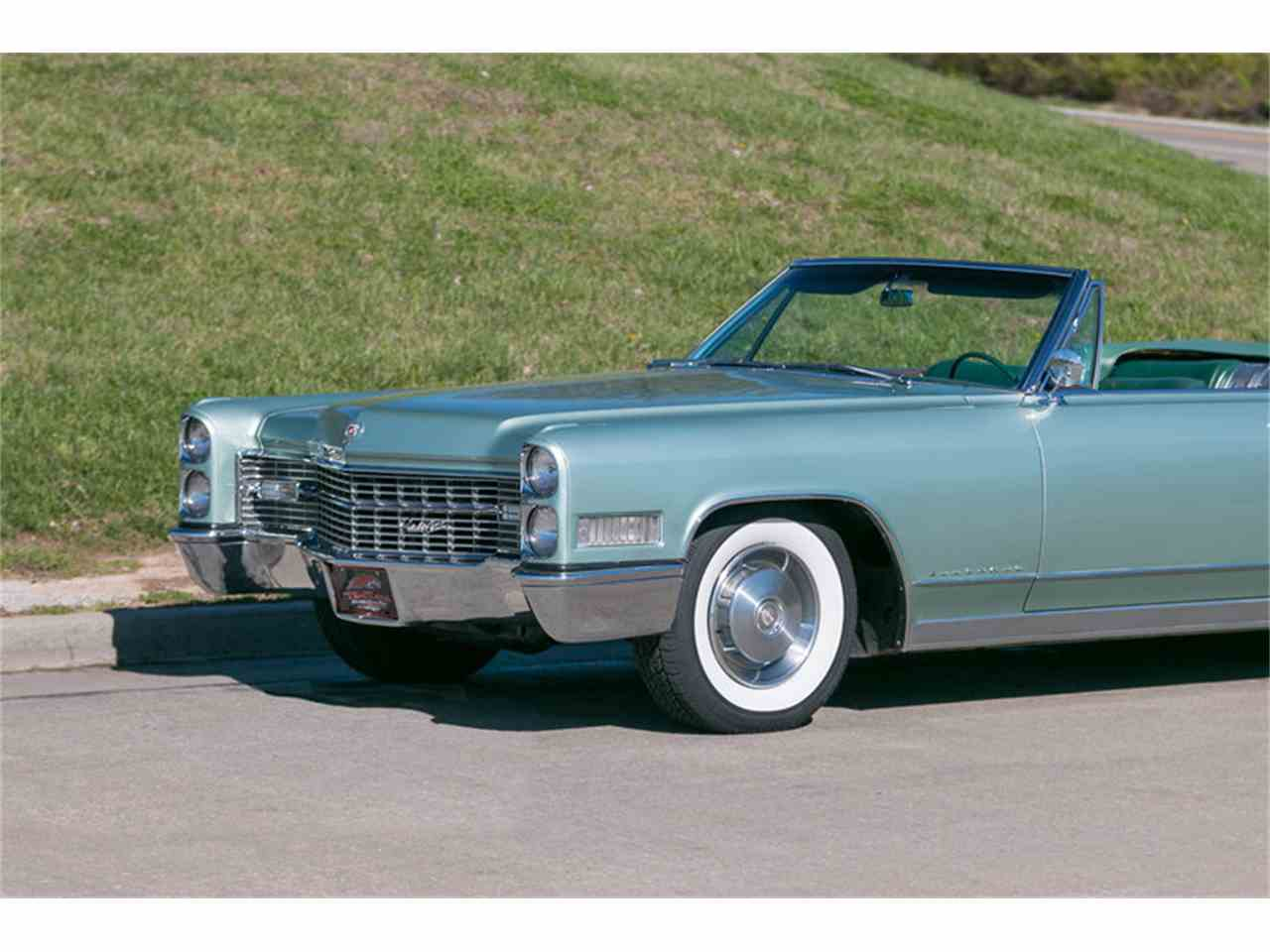 Large Picture of '66 Eldorado located in St. Charles Missouri Offered by Fast Lane Classic Cars Inc. - LSH1