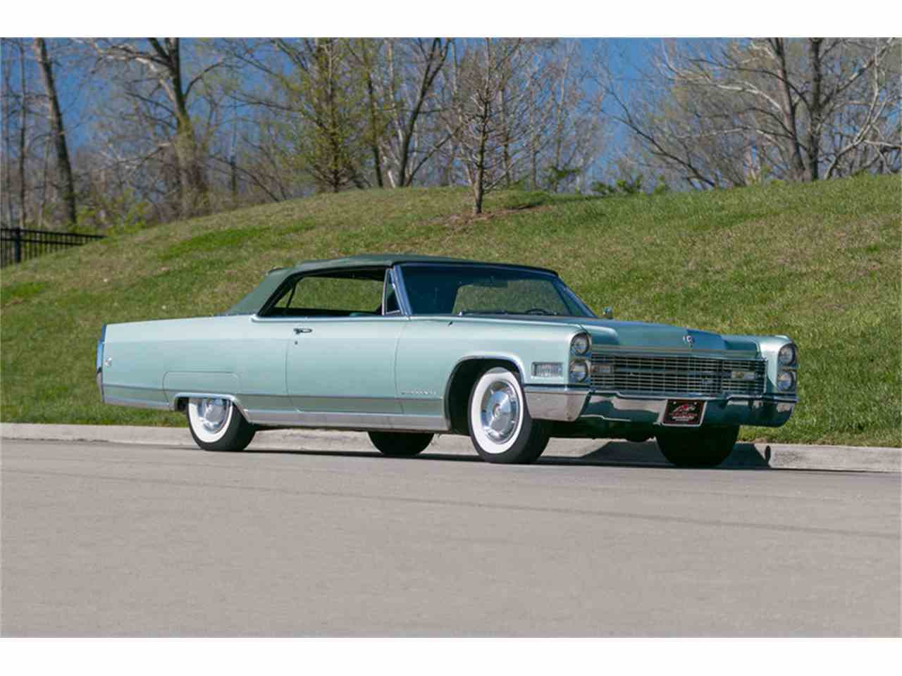 Large Picture of '66 Cadillac Eldorado located in St. Charles Missouri - $49,995.00 - LSH1