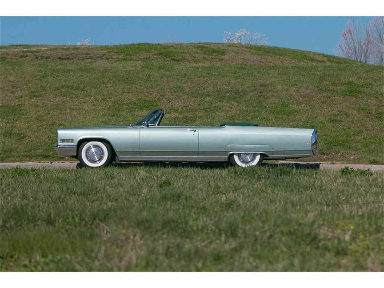 Large Picture of Classic '66 Cadillac Eldorado located in St. Charles Missouri Offered by Fast Lane Classic Cars Inc. - LSH1