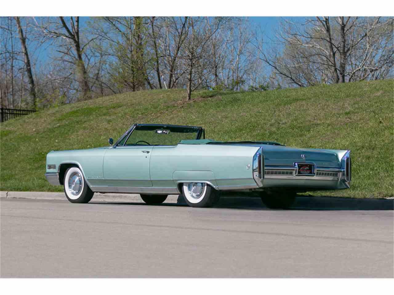 Large Picture of '66 Cadillac Eldorado located in Missouri - $49,995.00 - LSH1