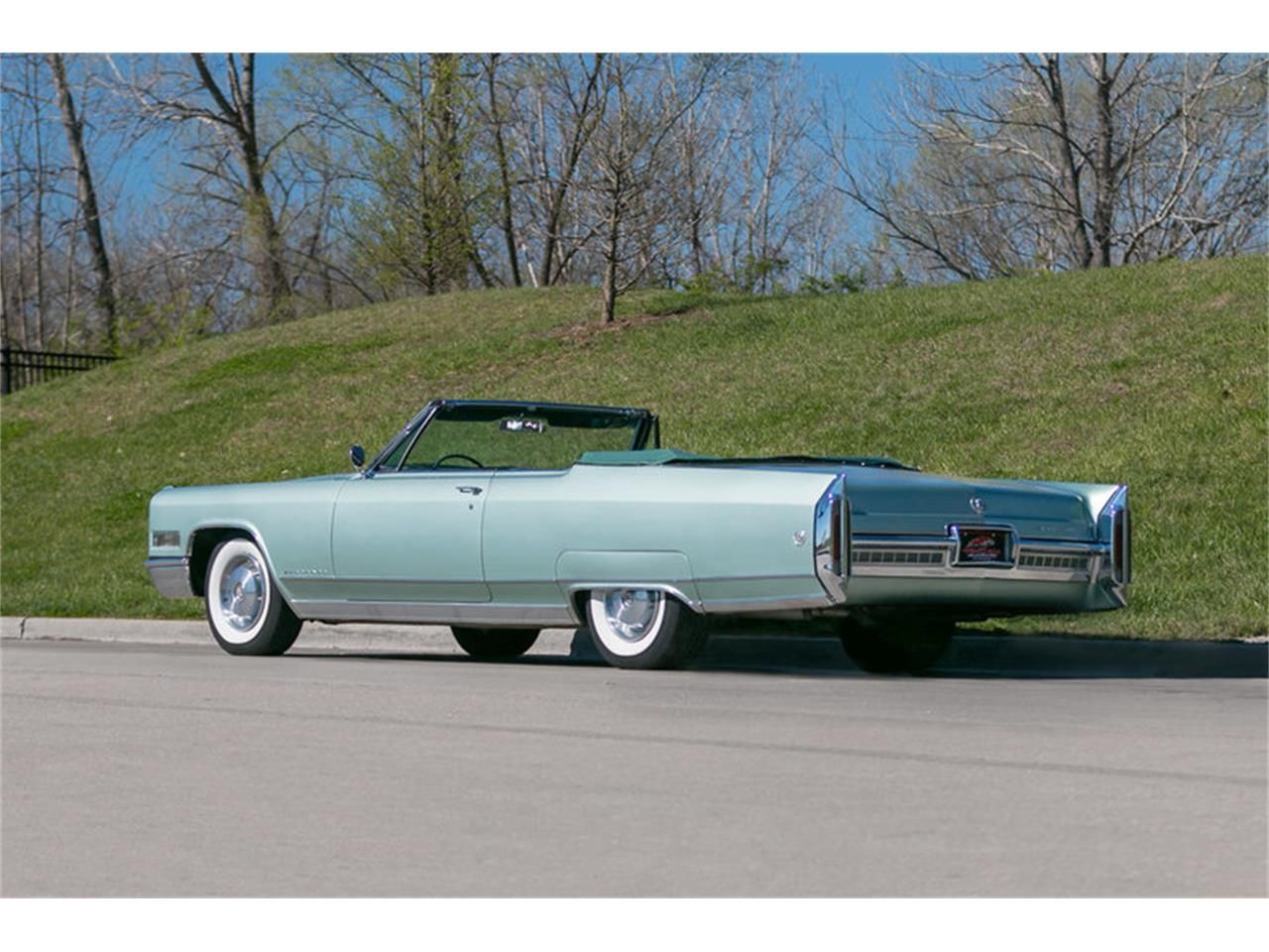Large Picture of '66 Eldorado - LSH1