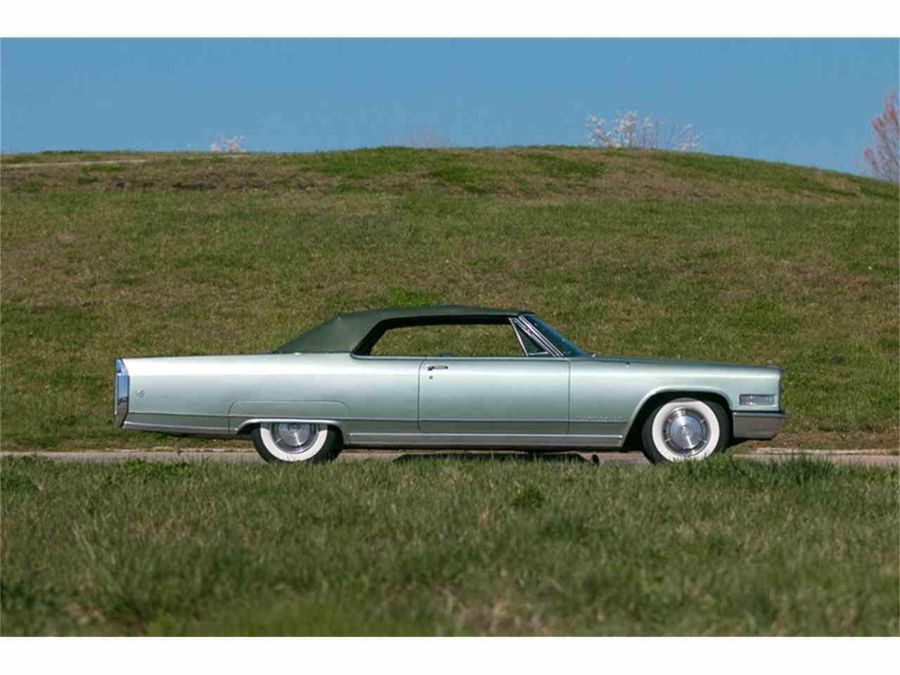 Large Picture of '66 Eldorado located in Missouri - LSH1