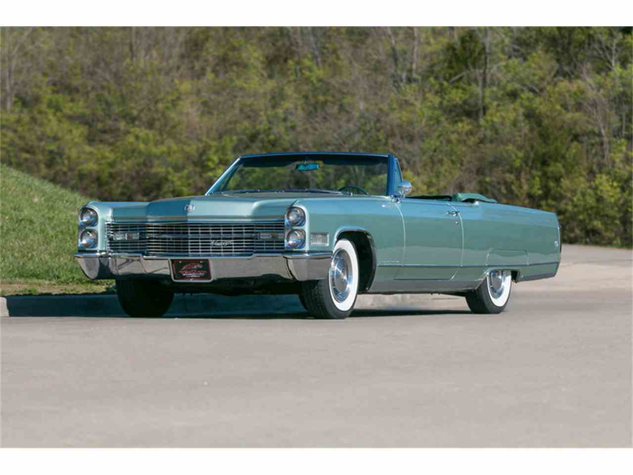 Large Picture of '66 Cadillac Eldorado located in St. Charles Missouri Offered by Fast Lane Classic Cars Inc. - LSH1