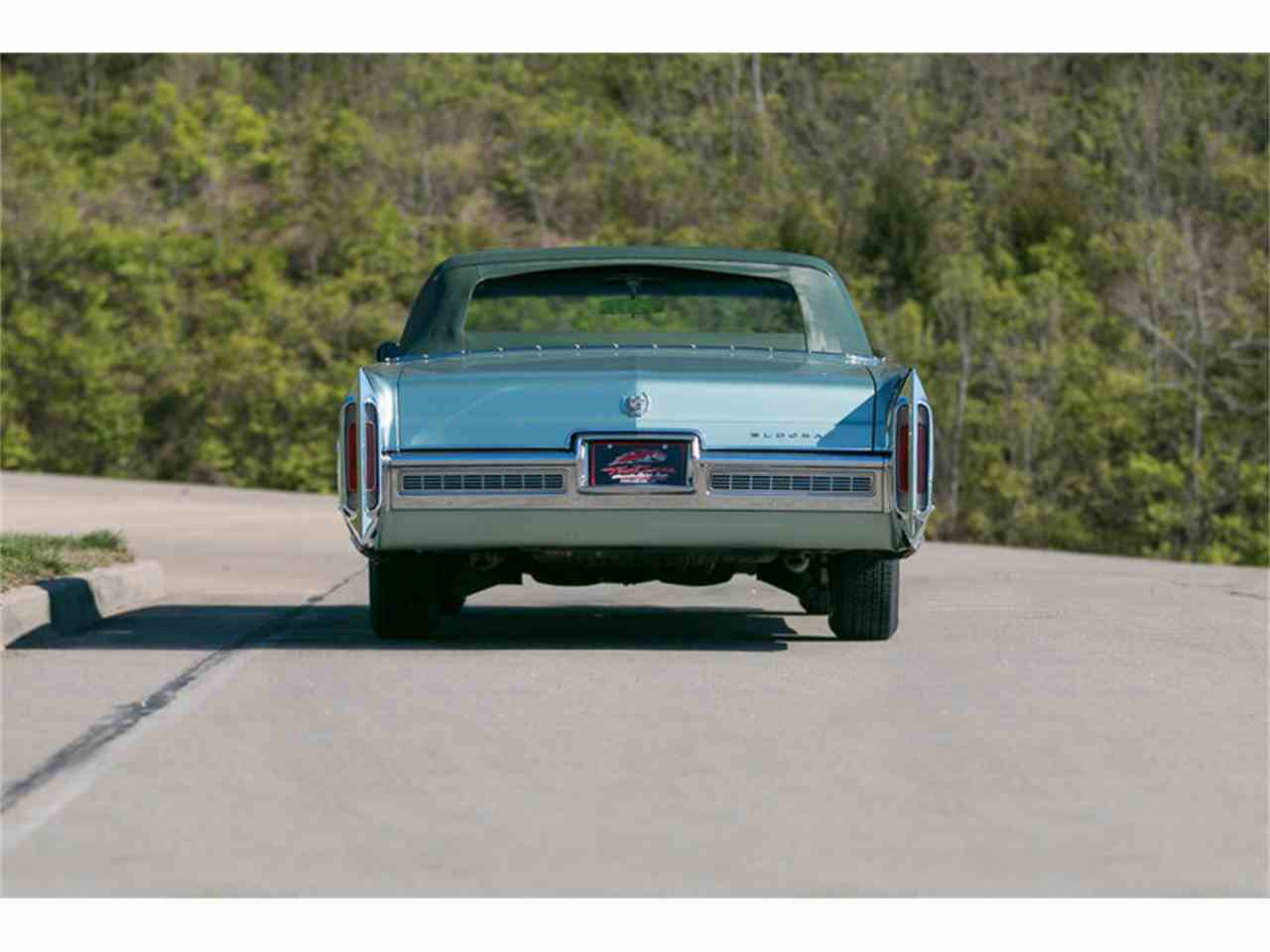Large Picture of Classic 1966 Cadillac Eldorado located in St. Charles Missouri - LSH1