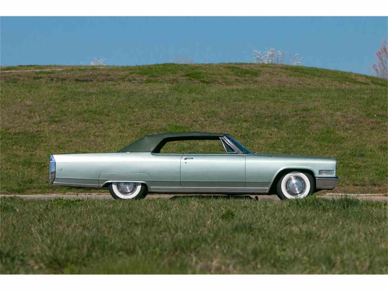 Large Picture of Classic 1966 Eldorado located in St. Charles Missouri - LSH1