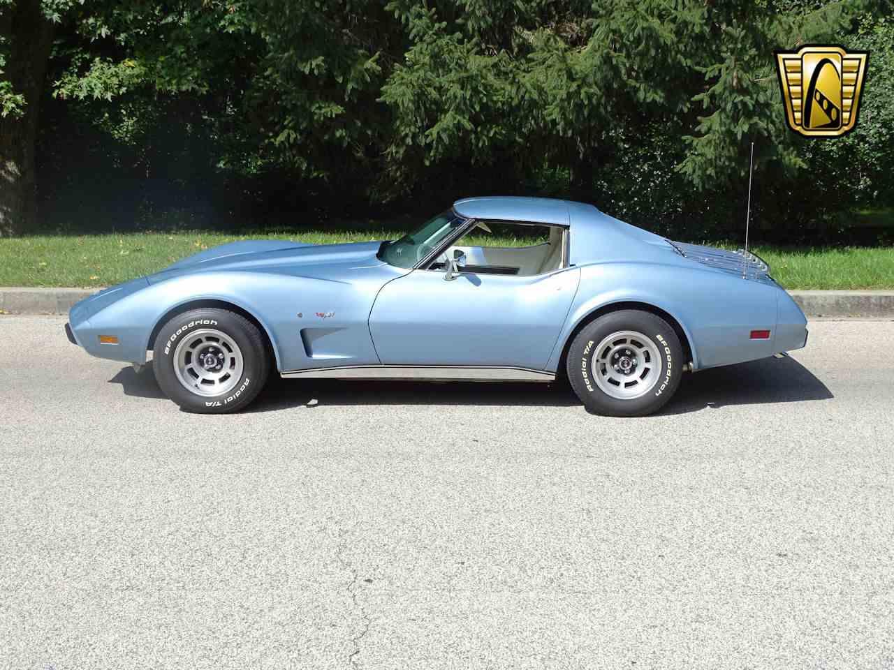 Large Picture of '77 Corvette - LSH3