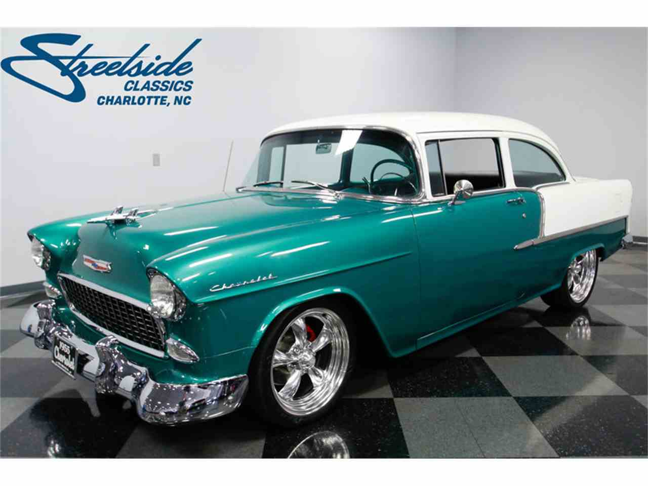 Large Picture of '55 Chevrolet 210 located in Concord North Carolina - $45,995.00 - LSH9