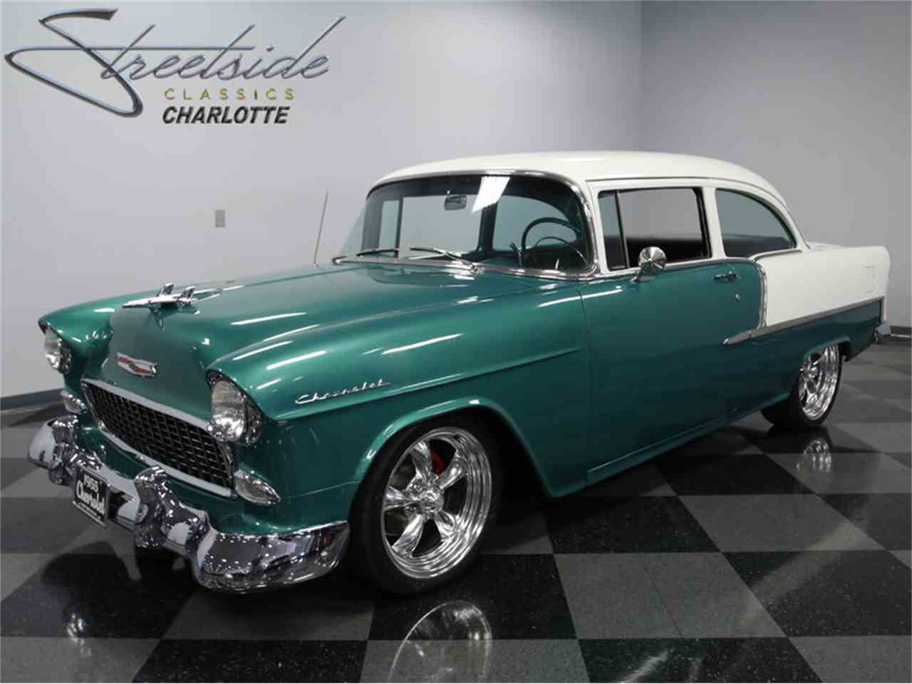 Large Picture of 1955 Chevrolet 210 - $45,995.00 Offered by Streetside Classics - Charlotte - LSH9