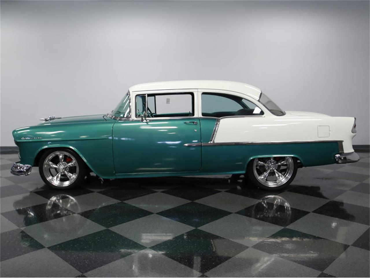 Large Picture of '55 Chevrolet 210 located in Concord North Carolina - $45,995.00 Offered by Streetside Classics - Charlotte - LSH9