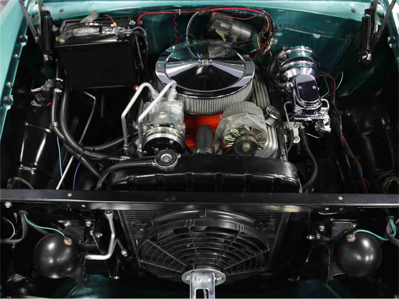 Large Picture of 1955 Chevrolet 210 located in Concord North Carolina - $45,995.00 Offered by Streetside Classics - Charlotte - LSH9