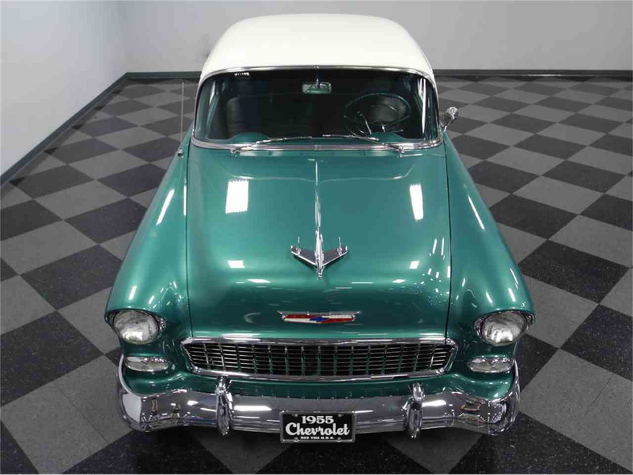 Large Picture of Classic 1955 Chevrolet 210 - $45,995.00 Offered by Streetside Classics - Charlotte - LSH9
