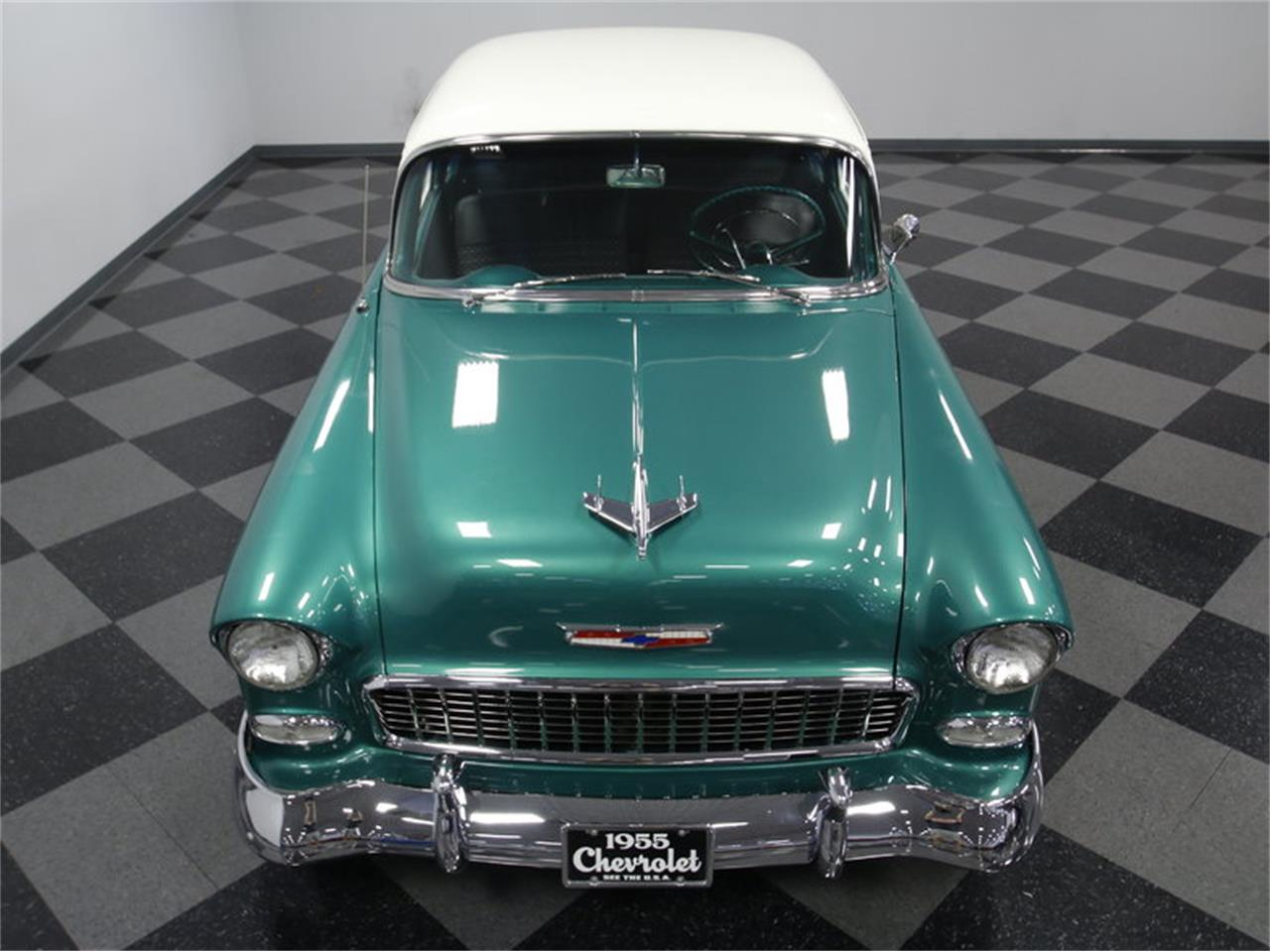 Large Picture of 1955 210 located in North Carolina Offered by Streetside Classics - Charlotte - LSH9