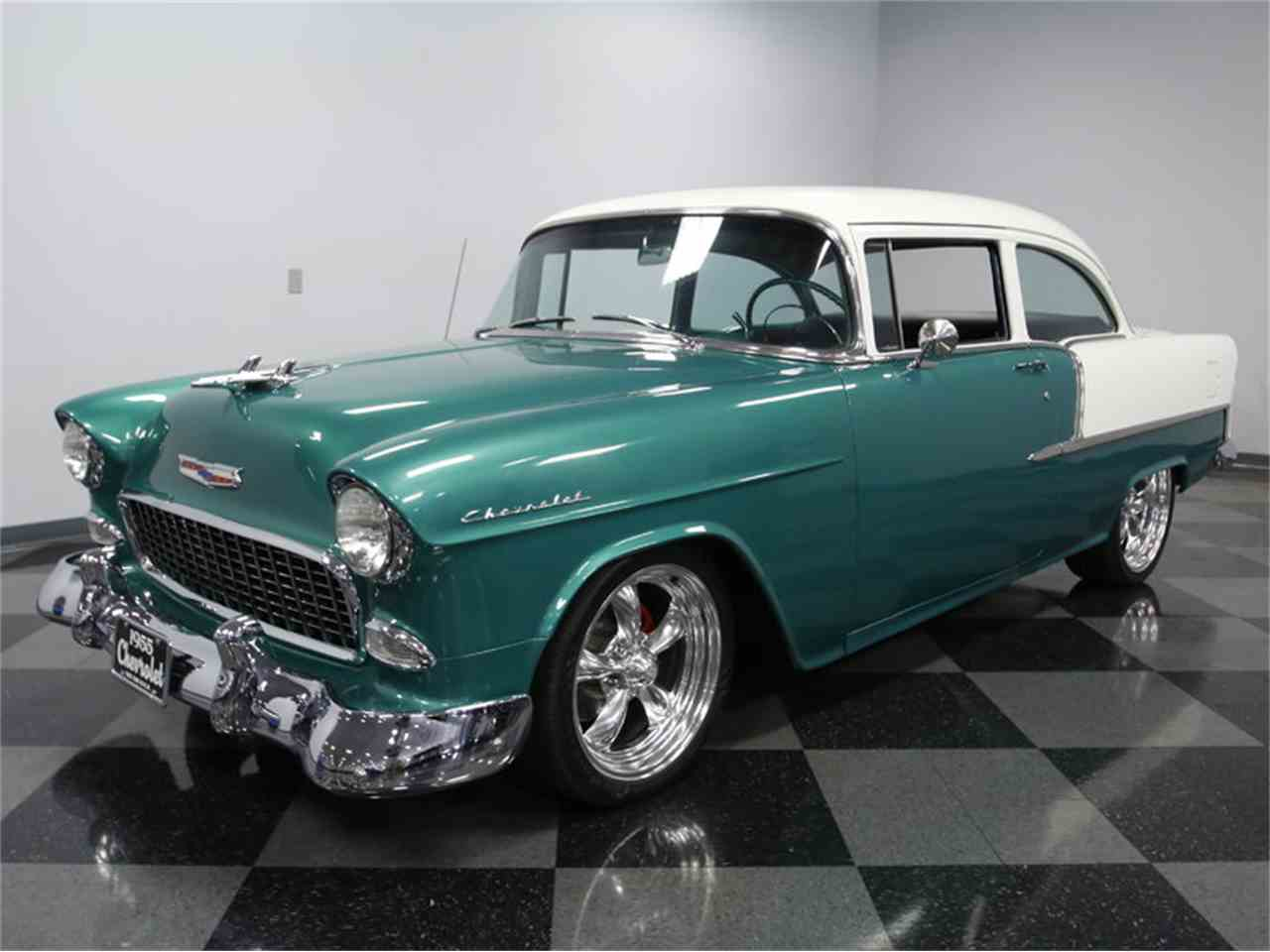 Large Picture of Classic 1955 Chevrolet 210 located in Concord North Carolina - $45,995.00 - LSH9