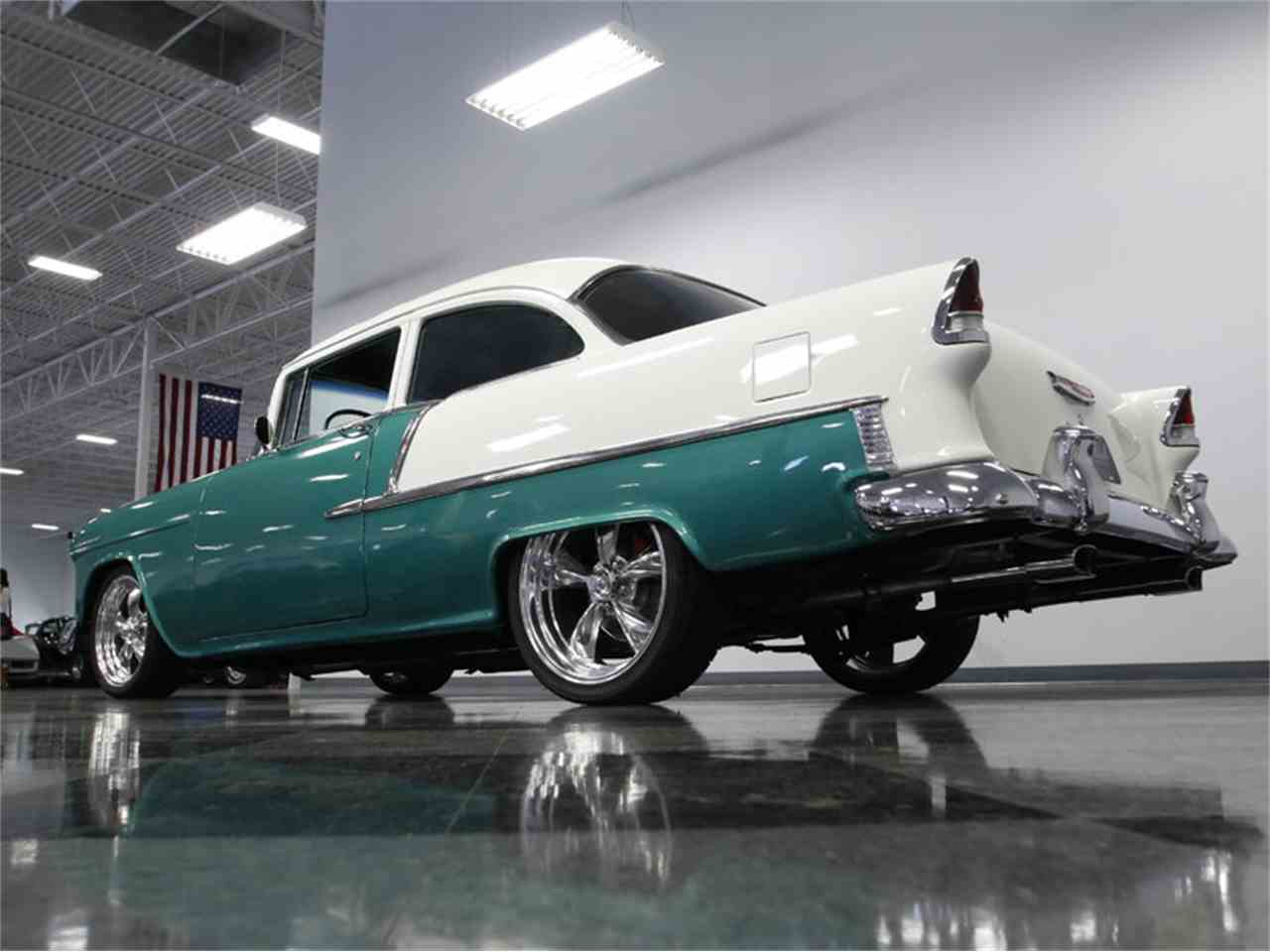 Large Picture of Classic '55 Chevrolet 210 located in Concord North Carolina - $45,995.00 Offered by Streetside Classics - Charlotte - LSH9