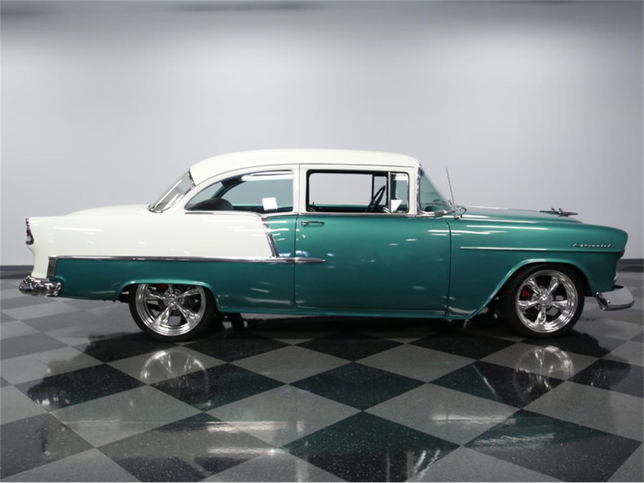 Large Picture of Classic '55 210 located in North Carolina - $45,995.00 Offered by Streetside Classics - Charlotte - LSH9