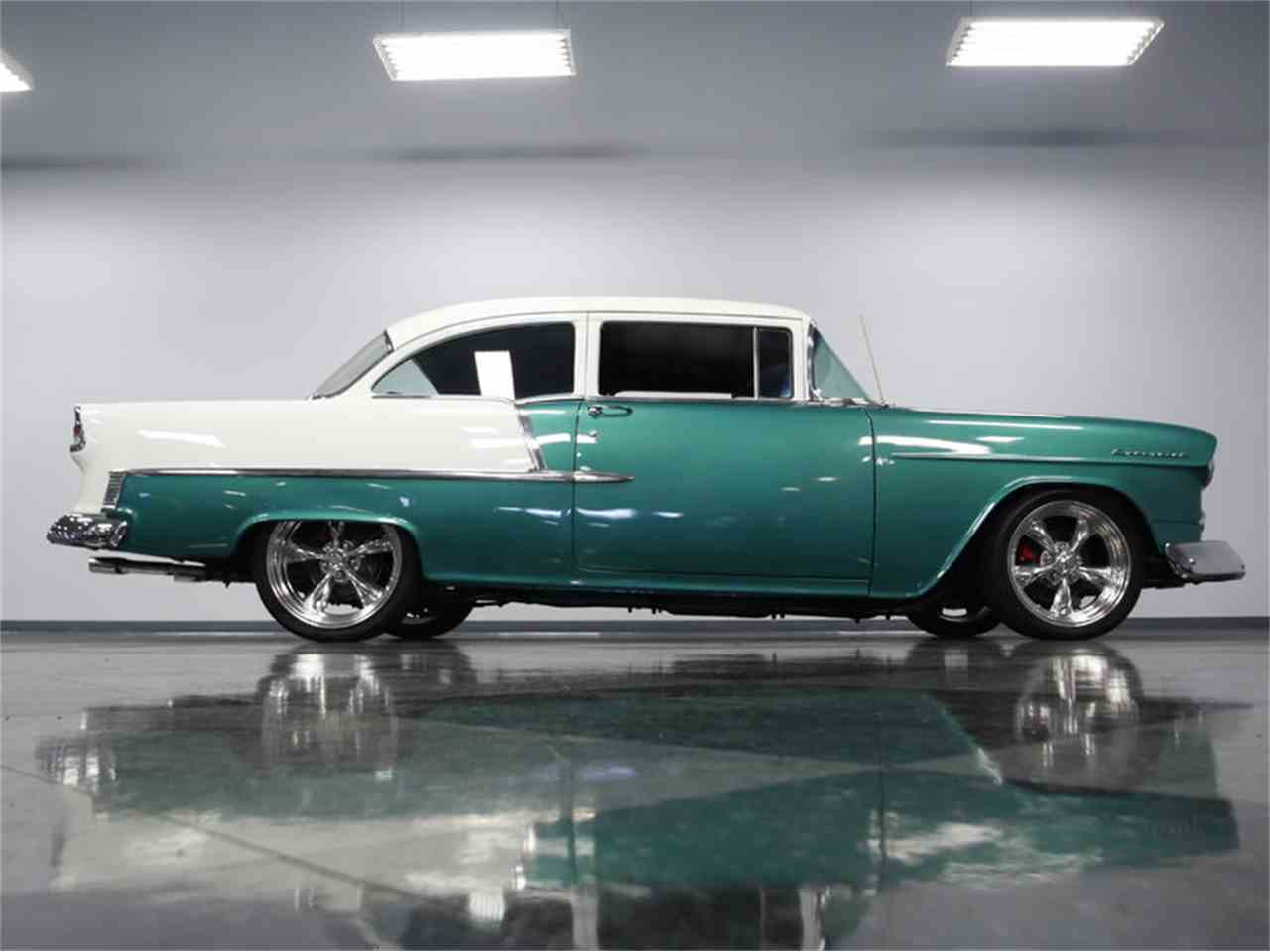 Large Picture of '55 Chevrolet 210 located in North Carolina - $45,995.00 - LSH9