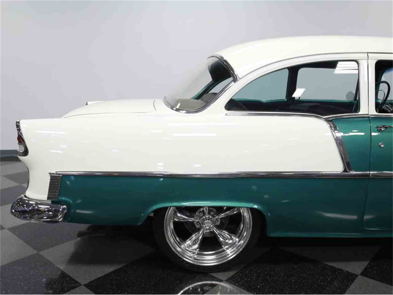 Large Picture of 1955 Chevrolet 210 located in North Carolina Offered by Streetside Classics - Charlotte - LSH9