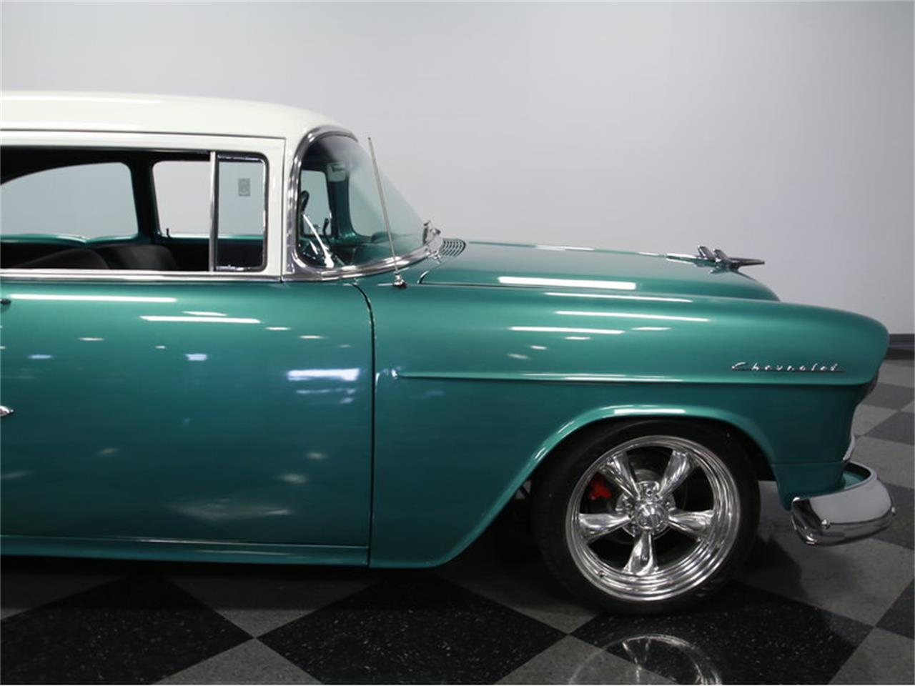 Large Picture of 1955 Chevrolet 210 located in North Carolina - $45,995.00 Offered by Streetside Classics - Charlotte - LSH9