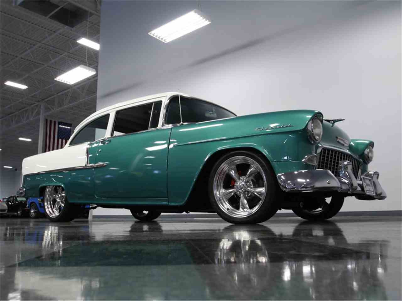 Large Picture of Classic '55 210 located in Concord North Carolina - $45,995.00 Offered by Streetside Classics - Charlotte - LSH9