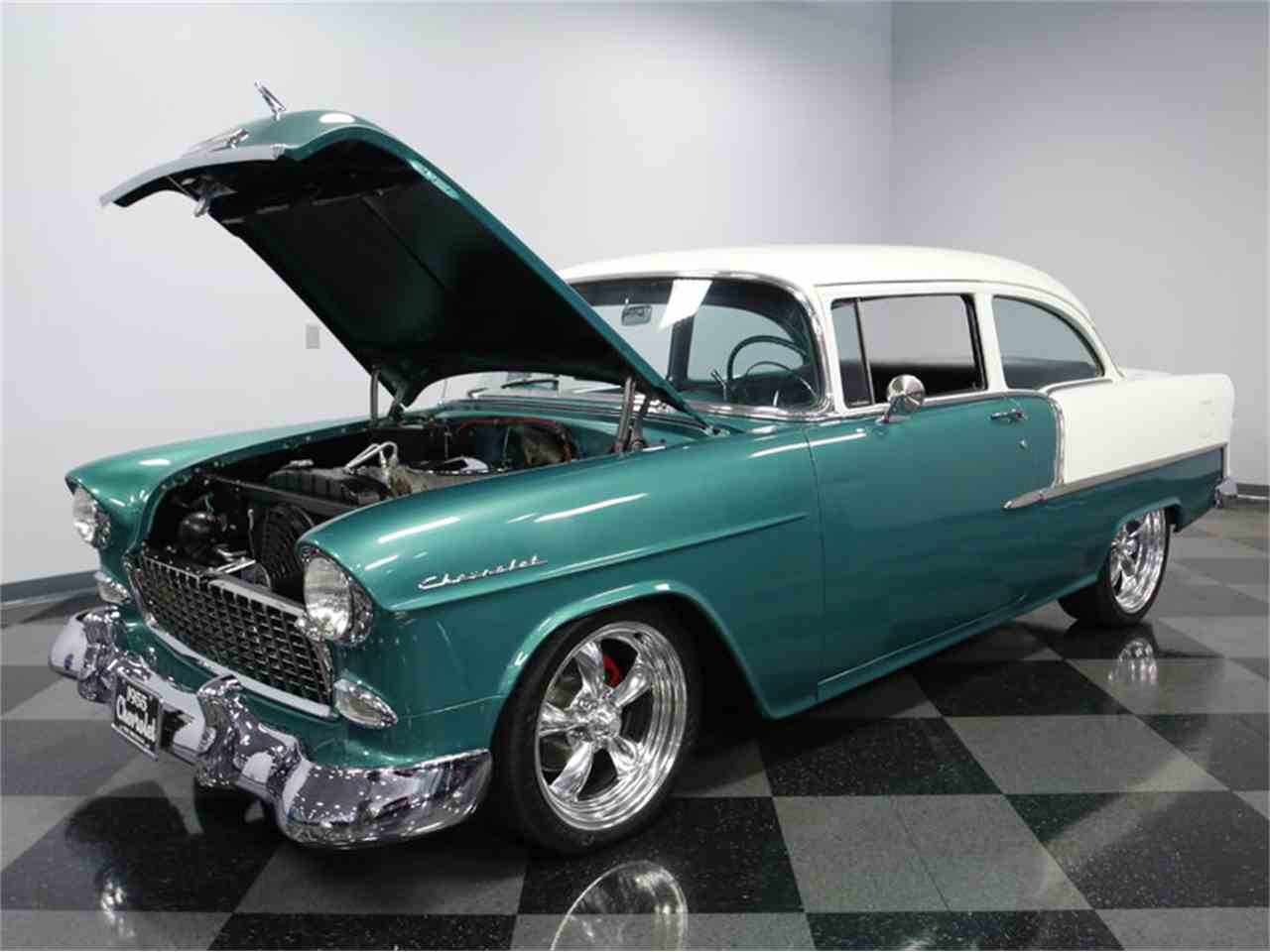 Large Picture of Classic 1955 Chevrolet 210 located in Concord North Carolina - $45,995.00 Offered by Streetside Classics - Charlotte - LSH9