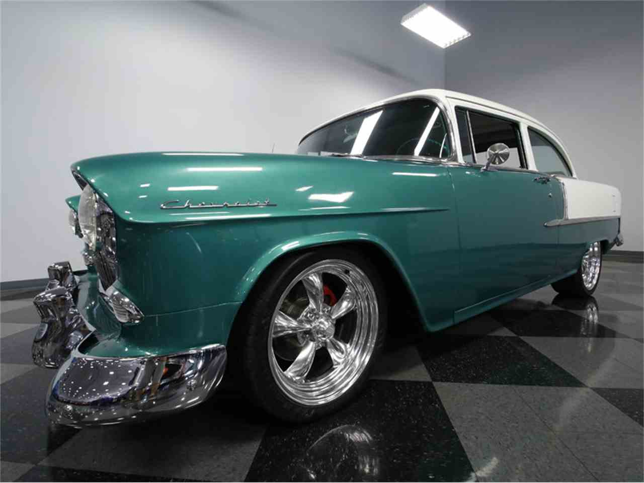 Large Picture of Classic '55 210 - $45,995.00 Offered by Streetside Classics - Charlotte - LSH9