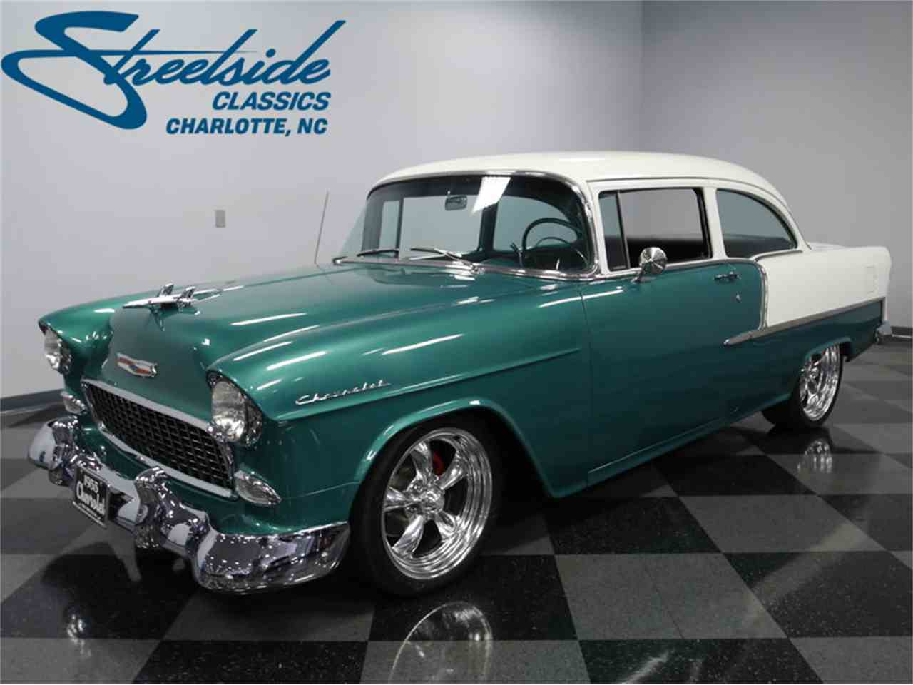 Large Picture of '55 210 Offered by Streetside Classics - Charlotte - LSH9