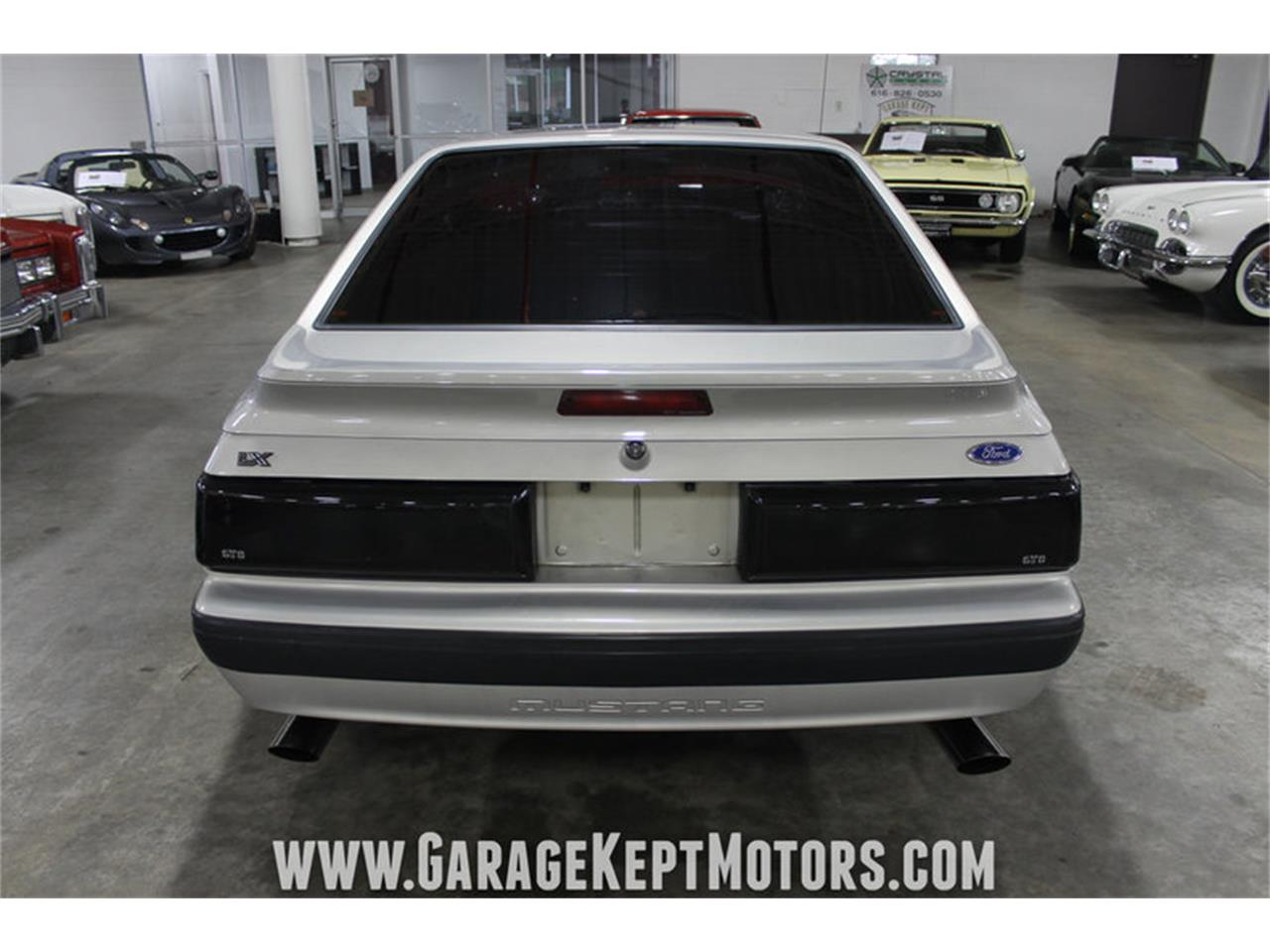 Large Picture of '91 Mustang - LSHD