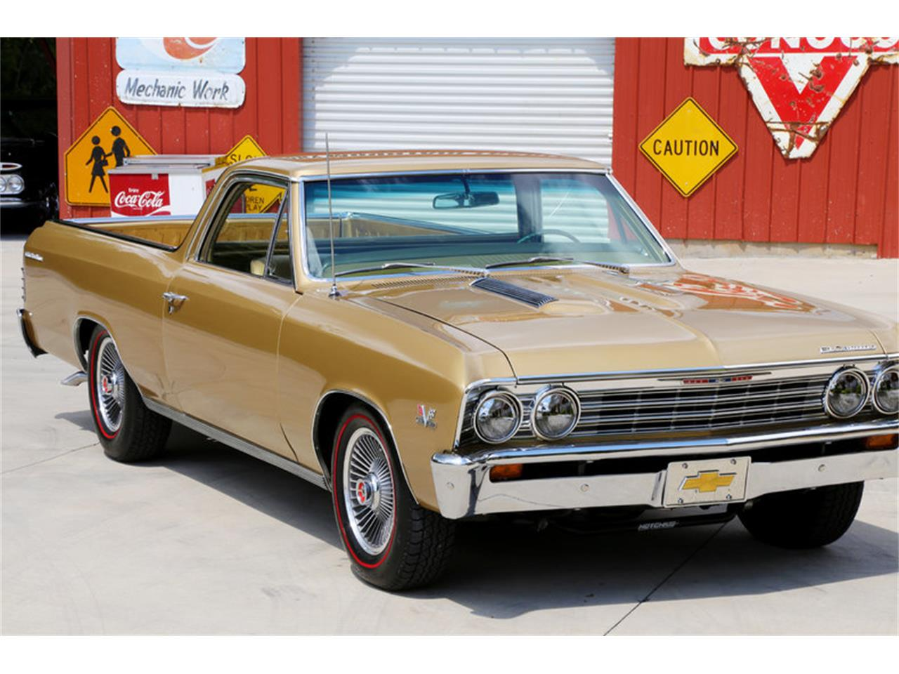 Large Picture of Classic '67 El Camino - $32,995.00 Offered by Smoky Mountain Traders - LSHE