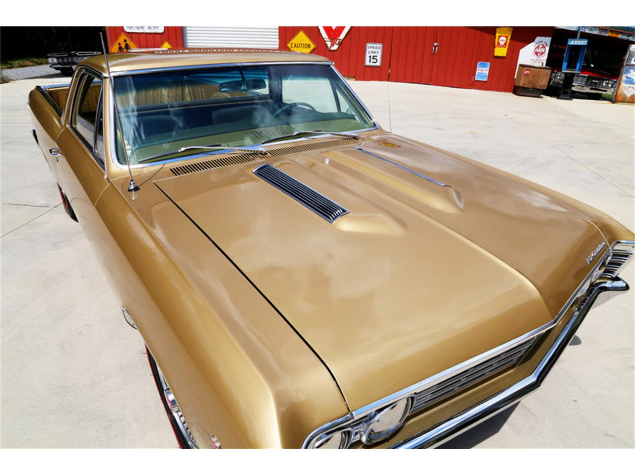 Large Picture of Classic 1967 El Camino located in Lenoir City Tennessee Offered by Smoky Mountain Traders - LSHE