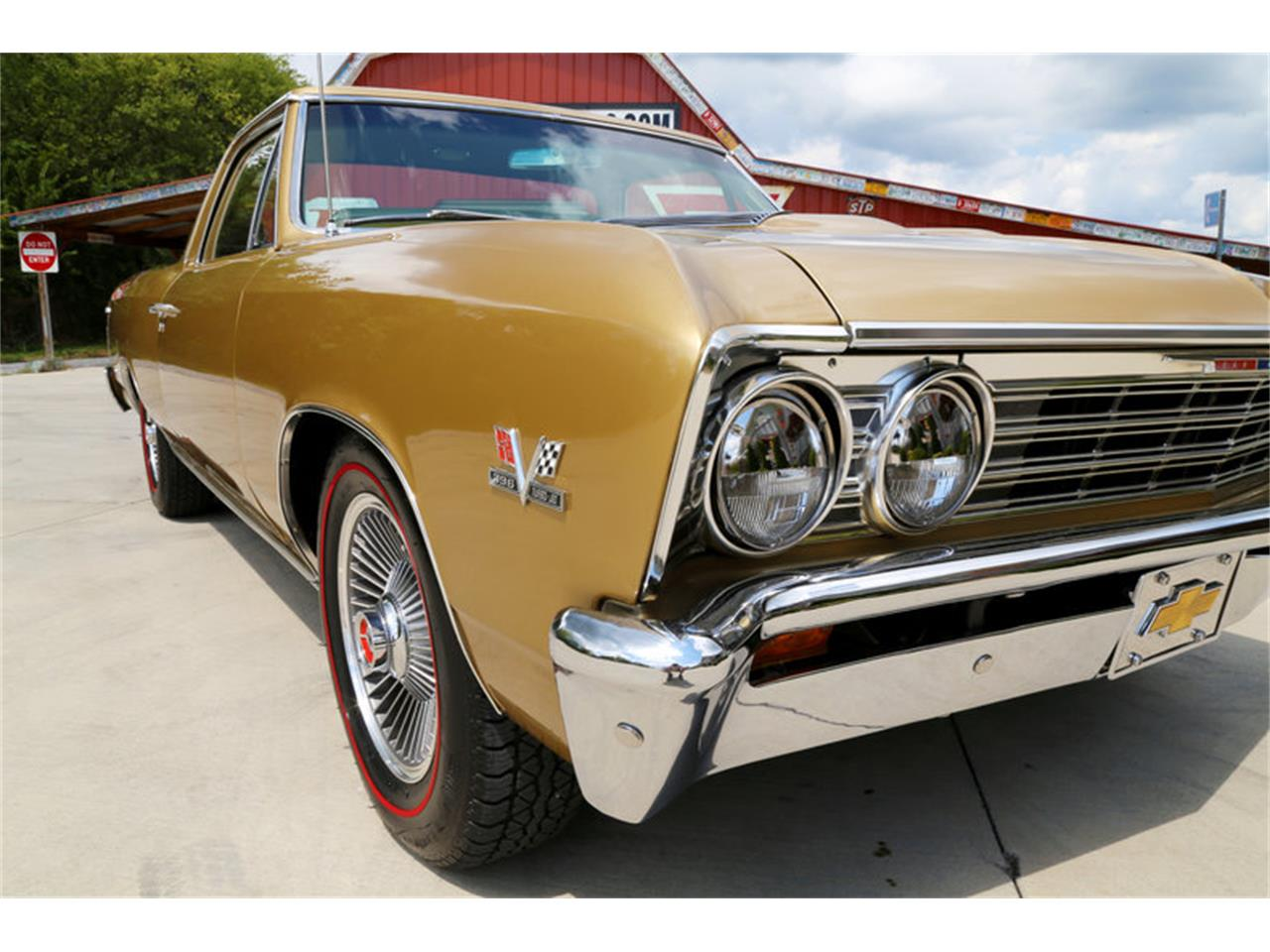 Large Picture of '67 El Camino located in Lenoir City Tennessee - $32,995.00 - LSHE