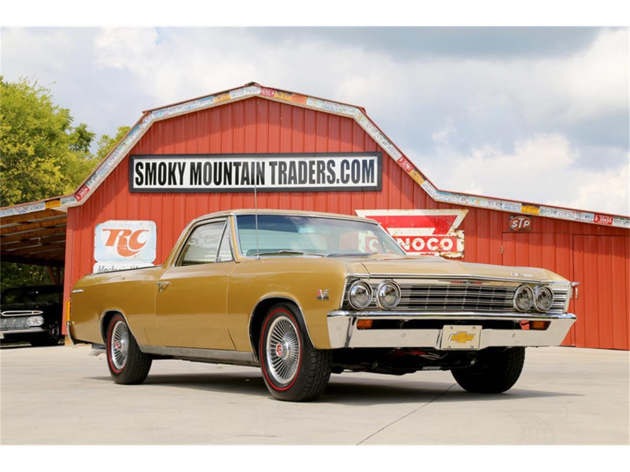 Large Picture of 1967 Chevrolet El Camino - $32,995.00 Offered by Smoky Mountain Traders - LSHE