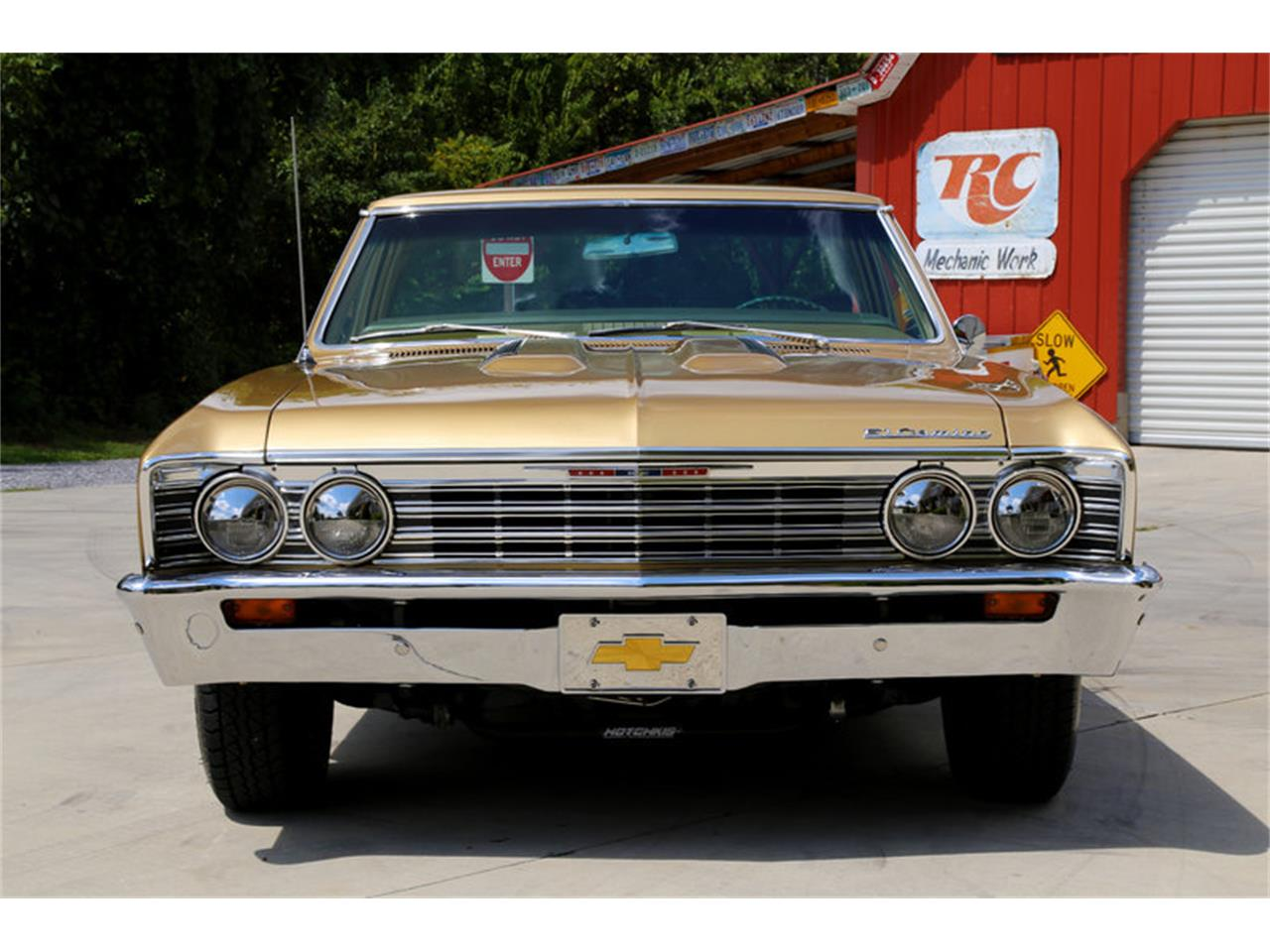 Large Picture of Classic 1967 El Camino located in Lenoir City Tennessee - $32,995.00 Offered by Smoky Mountain Traders - LSHE
