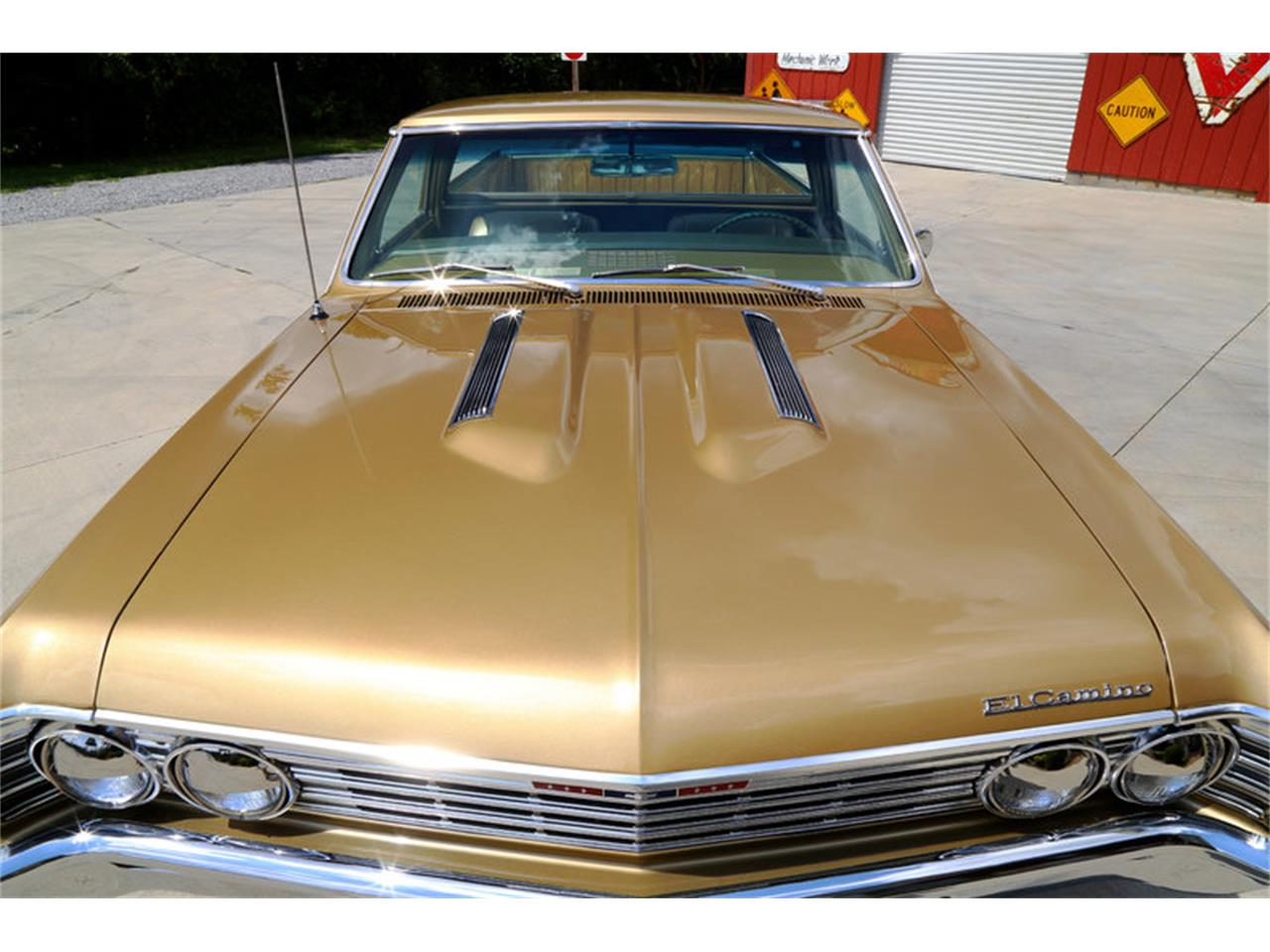 Large Picture of Classic '67 Chevrolet El Camino Offered by Smoky Mountain Traders - LSHE