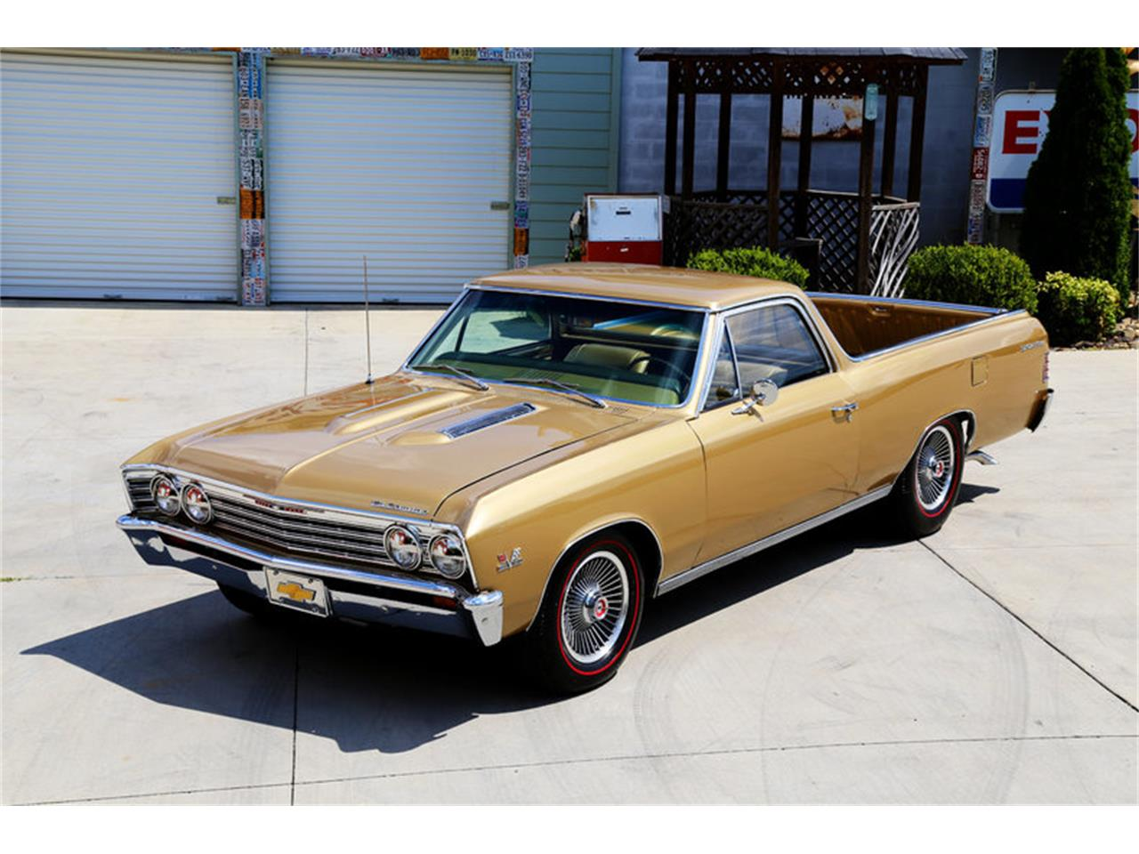 Large Picture of 1967 Chevrolet El Camino - $32,995.00 - LSHE