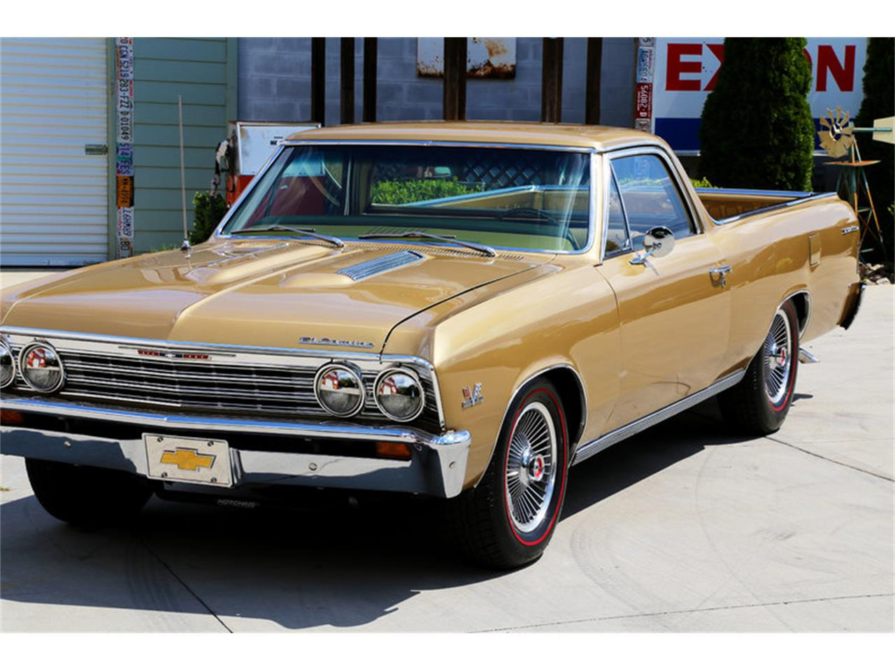 Large Picture of 1967 Chevrolet El Camino located in Tennessee - $32,995.00 Offered by Smoky Mountain Traders - LSHE