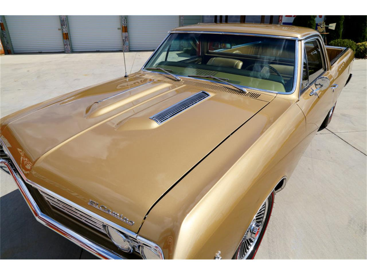 Large Picture of 1967 Chevrolet El Camino Offered by Smoky Mountain Traders - LSHE